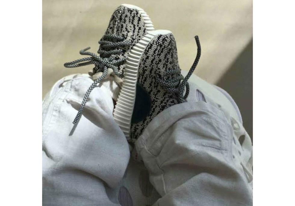Baby Yeezys Are Coming This August