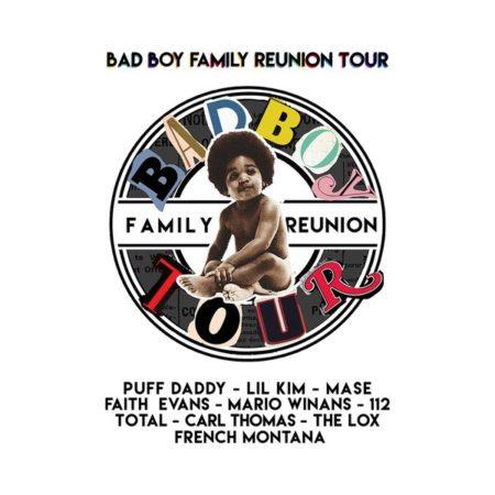 Puff Daddy Announces the Bad Boy Reunion Tour