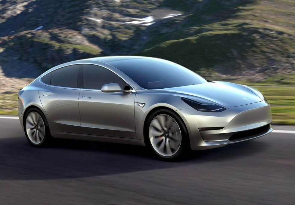 Tesla's Model 3 Will Have a Ludicrous Mode