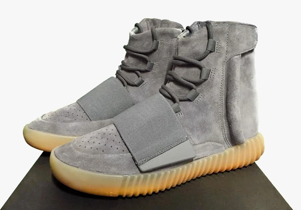 "Confirmed List of Retailers for the adidas Yeezy 750 Boost in ""Light Grey/Gum"""