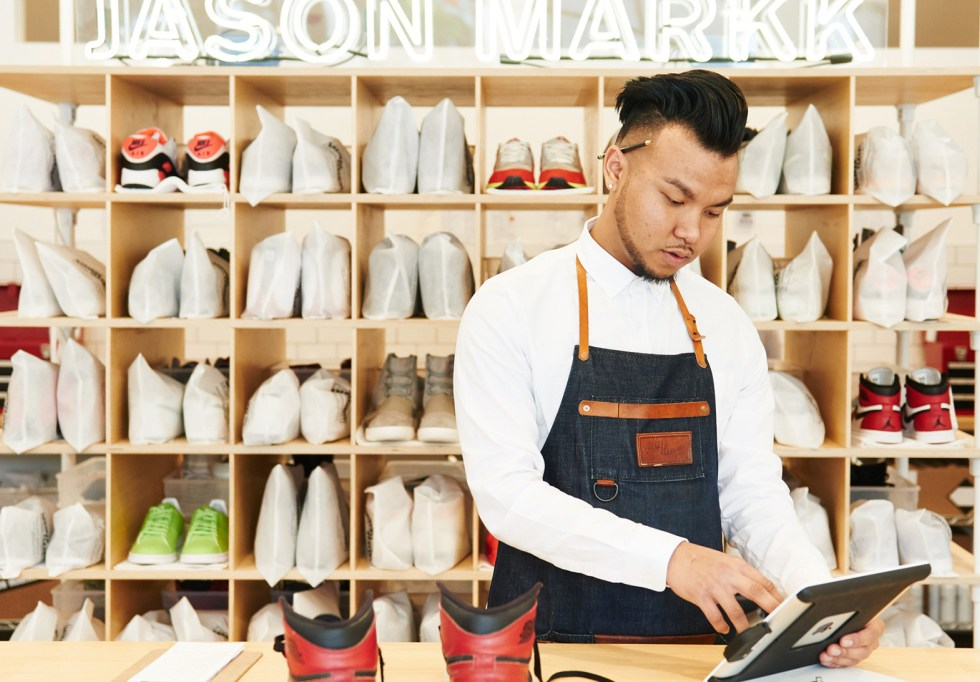 New York City Gets a Special Pop-Up From Jason Markk