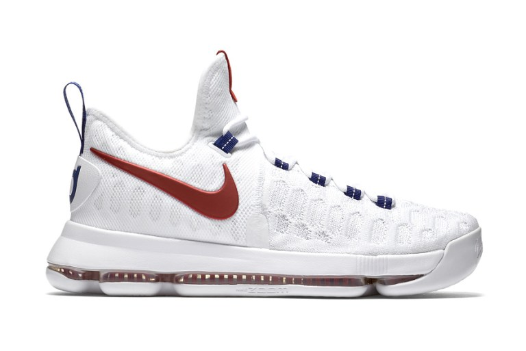 """Nike KD 9 """"USA"""" Set For a July Release"""