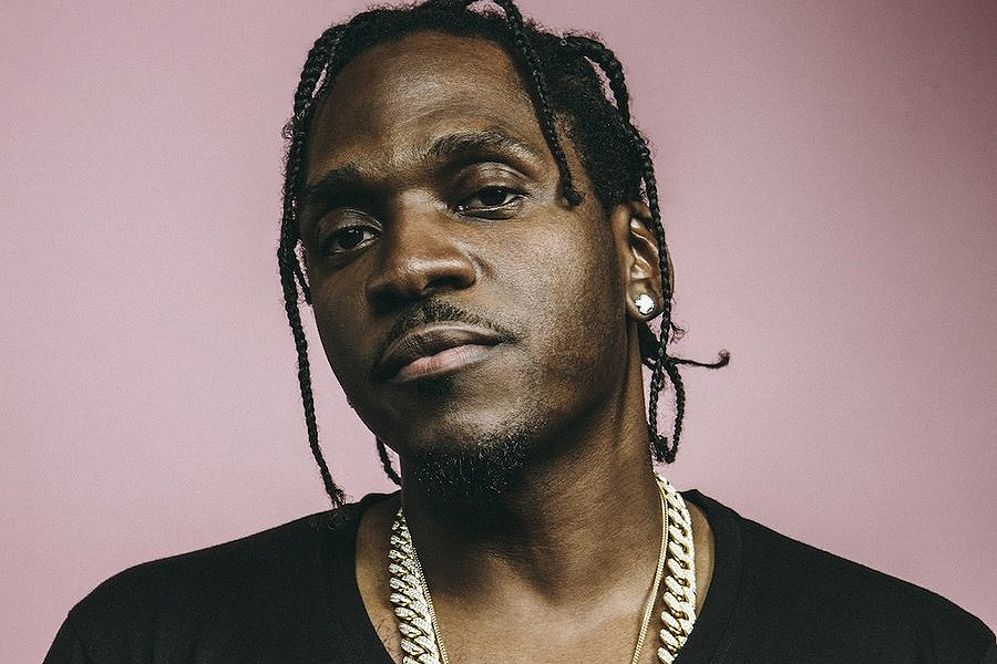 """Pusha T Teases Upcoming Single """"Drug Dealers Anonymous"""" Featuring Jay Z"""