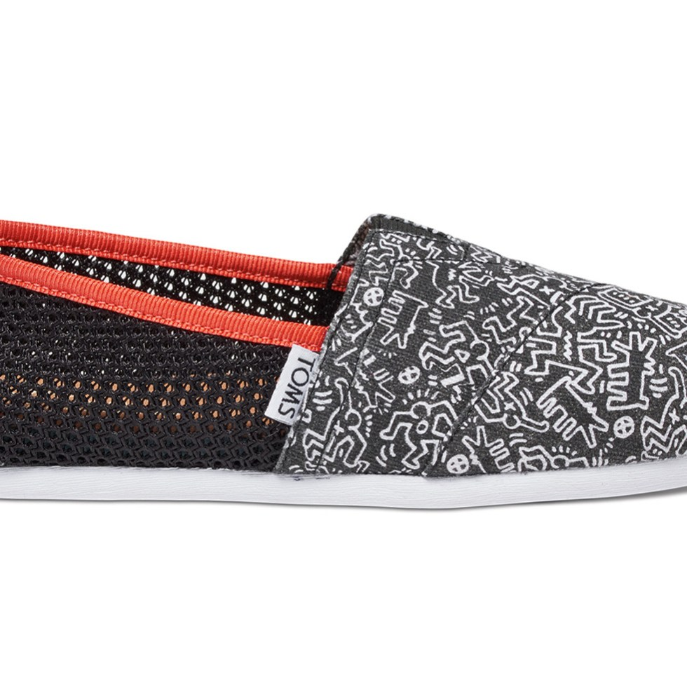 TOMS' x Keith Haring