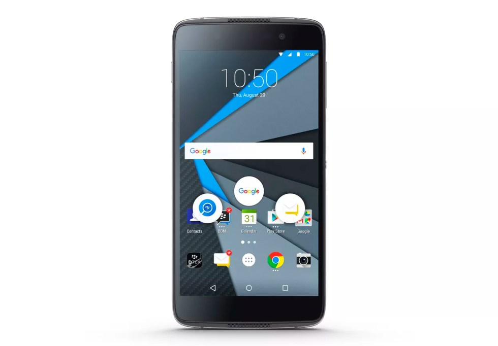 """BlackBerry Releases the """"World's Most Secure"""" Smartphone"""