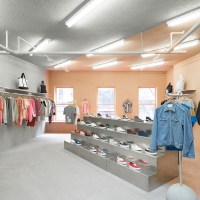 Vans Shop In Shop Within Opening Ceremony's NYC Flagship Store