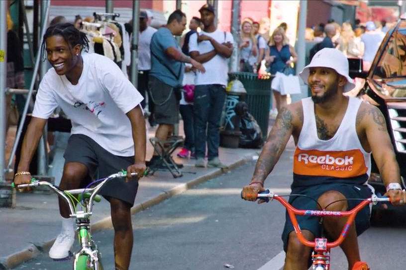 Lets Go on a Tour Through The Bronx with A$AP Rocky and Swizz Beatz