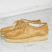 BEAUTY & YOUTH Clarks Wallabee Collaboration