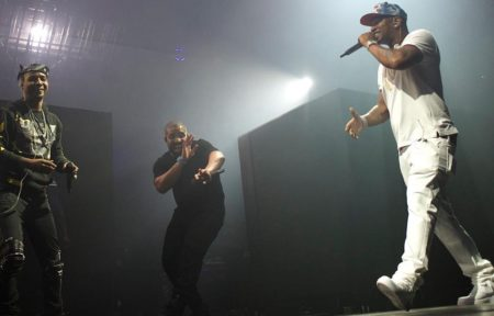 Drake Brings Out Dipset, J.Cole, Fat Joe & Remy Ma at MSG