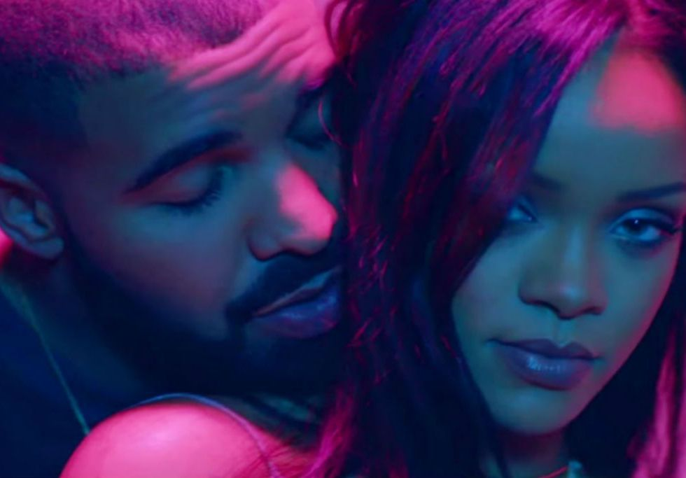 Rihanna Joins Drake on Stage at OVO Fest