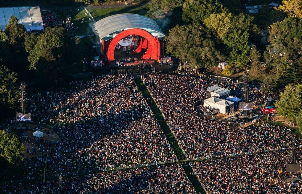 Rihanna, Metallica, Kendrick Lamar To Headline Global Citizen Festival In Central Park