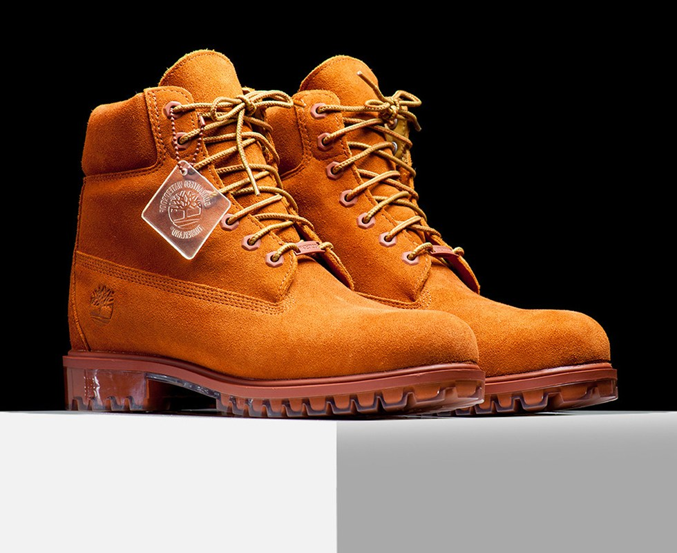 """Timberland to Drop Its Iconic Boot in """"Dark Rust"""""""