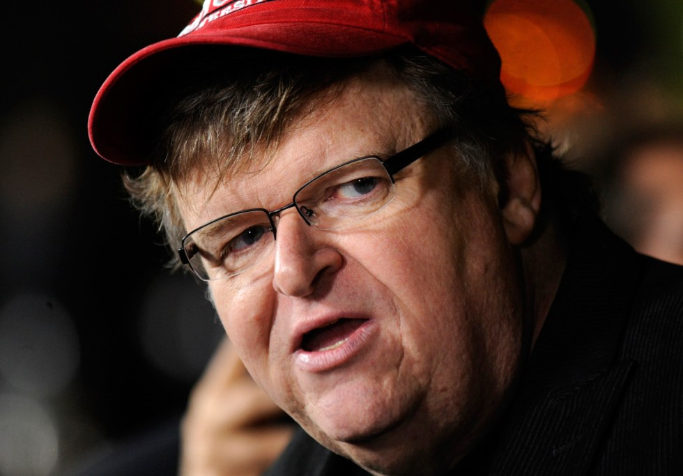 Michael Moore Is Dropping a Film About Donald Trump