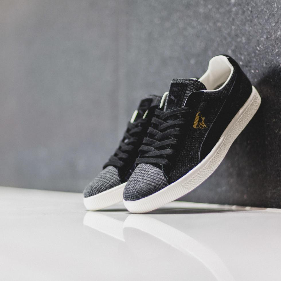 UNITED ARROWS DRESSES UP THE PUMA CLYDE