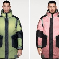 Stone Island's New Ice Jacket