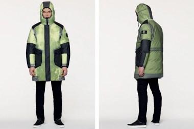Stone Island's New Ice Jacket
