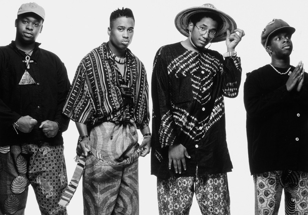 A Tribe Called Quest Gets Their First No. 1 Album in 20 Years