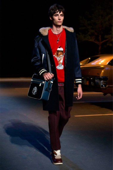 Coach Unveils Its 2017 Pre-Fall Collection in New York City