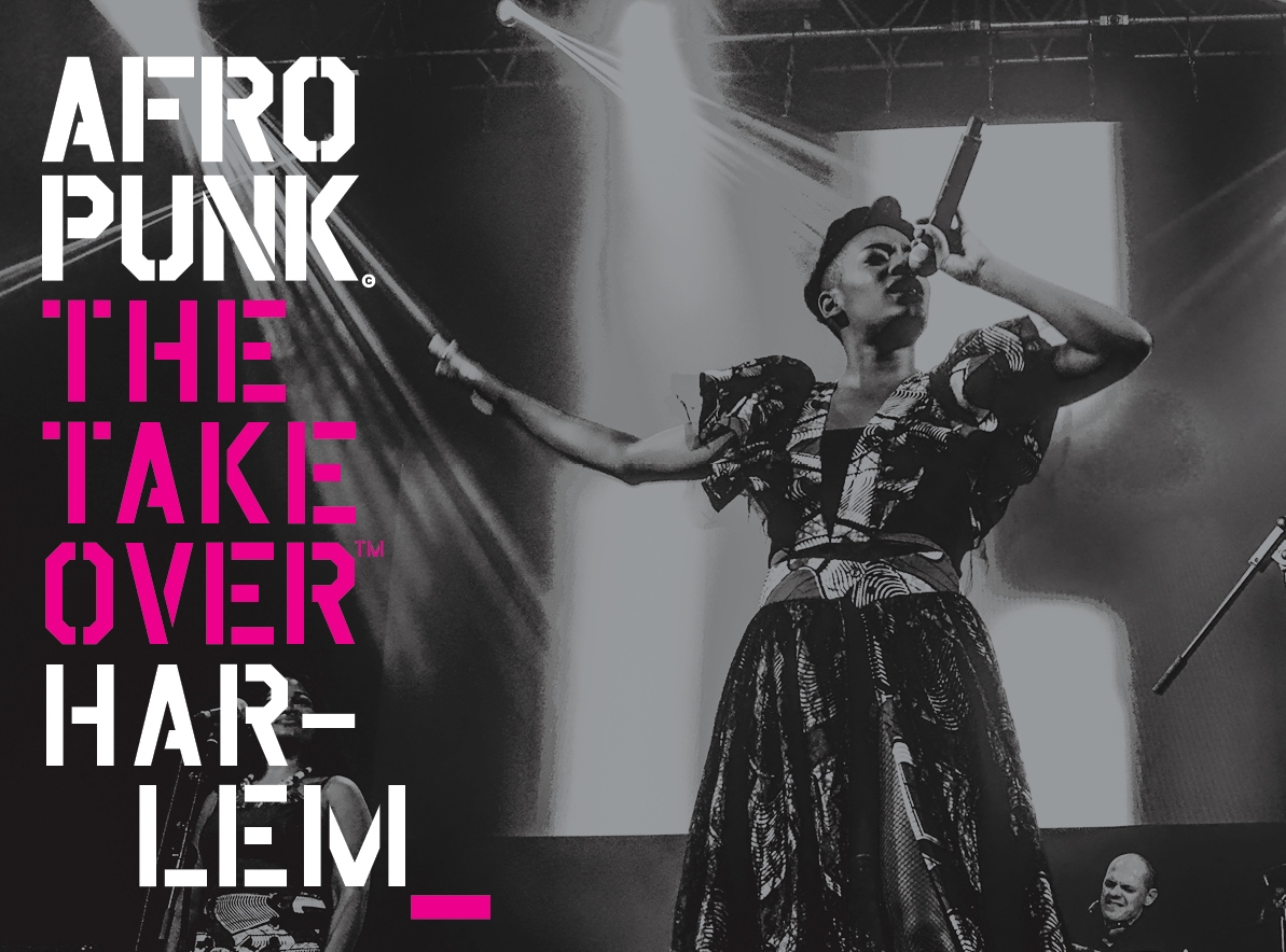 AFROPUNK - The Takeover