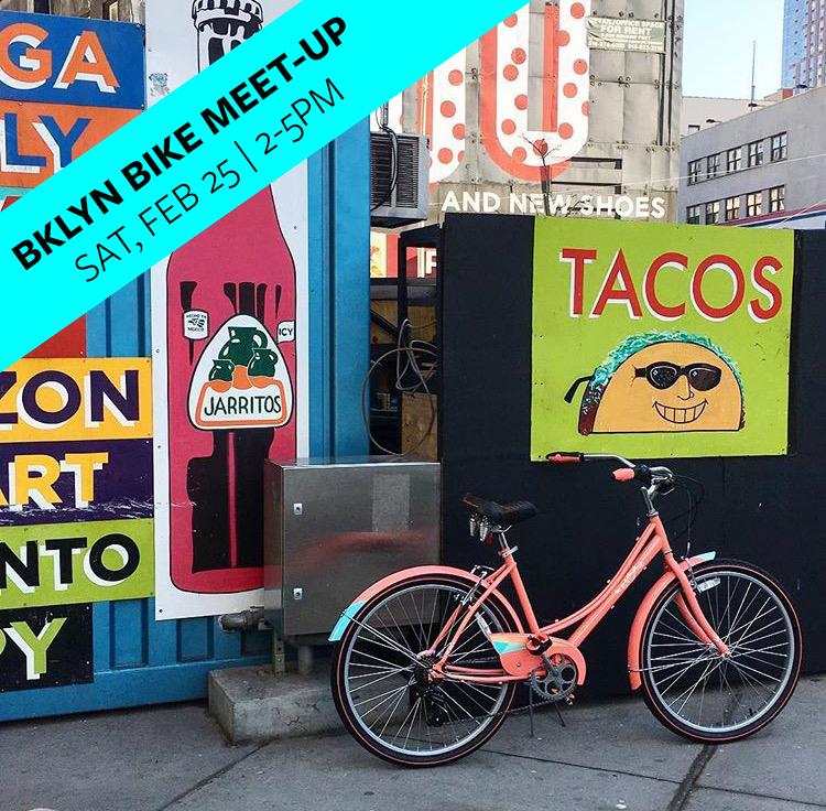 BKLYN Bike Meet-Up