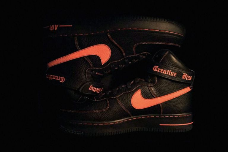 THE VLONE X NIKE AIR FORCE 1 HIGH and NYC Pop-up