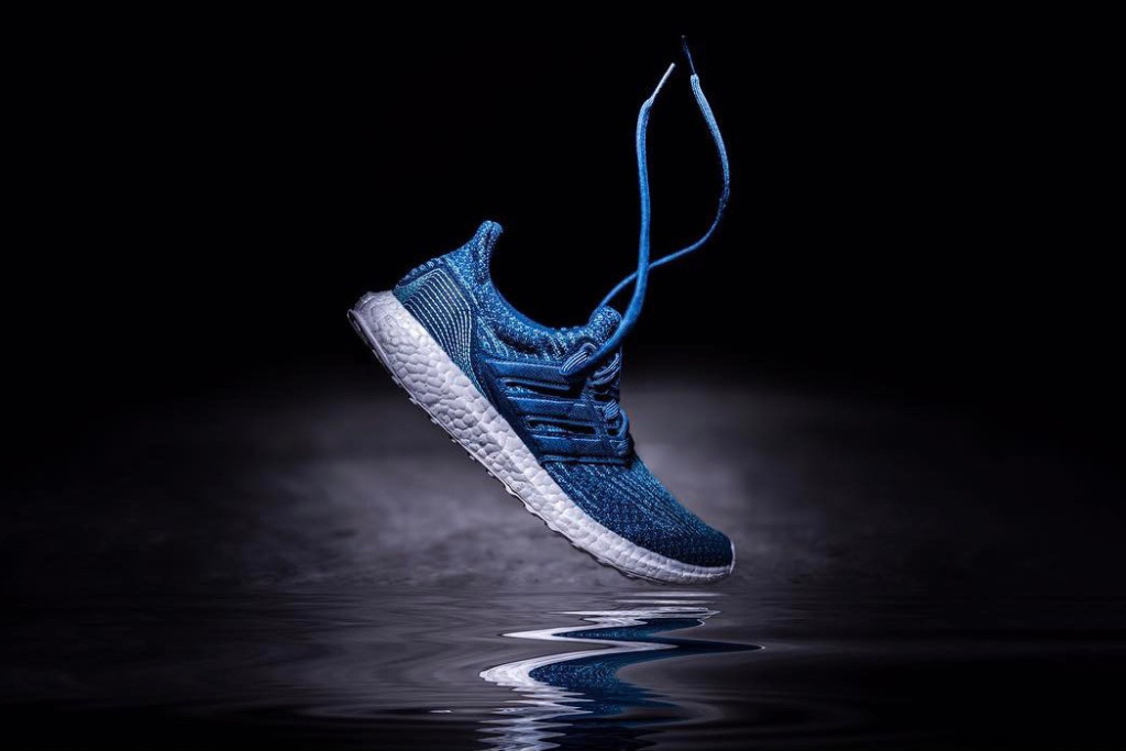 Our First Look at the adidas x Parley for the Oceans UltraBOOST