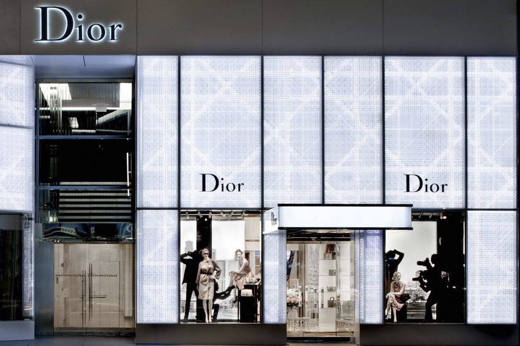 LVMH to Buy the Rest of Christian Dior
