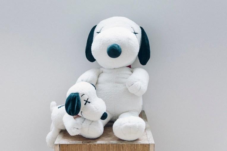 KAWS x 'Peanuts' x Uniqlo UT Collection