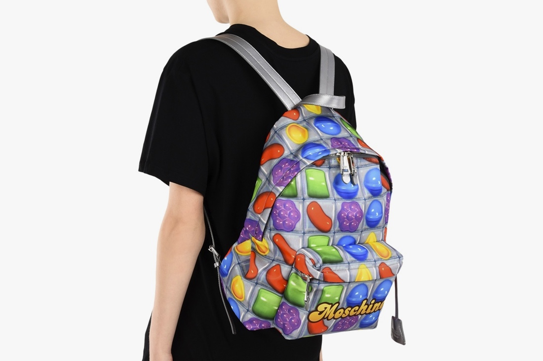 Moschino Releases a Candy Crush Collection