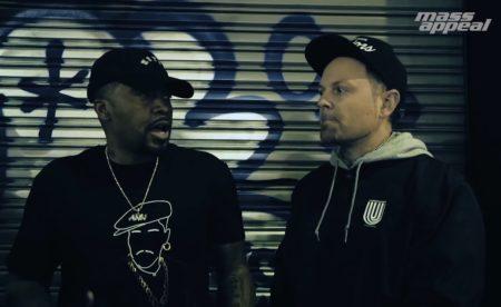 "Nas & DJ Shadow Talk ""Systematic"""