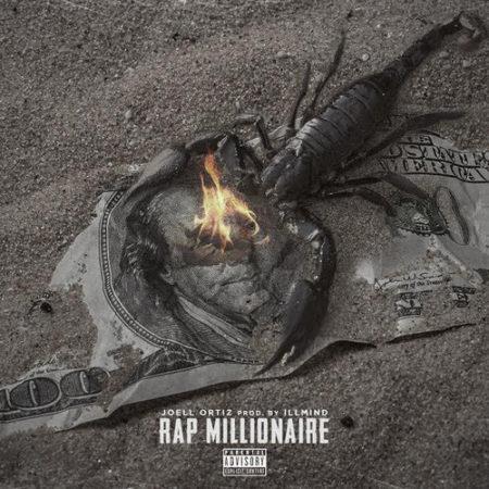 Joell Ortiz – Rap Millionaire (Prod. By !llmind)