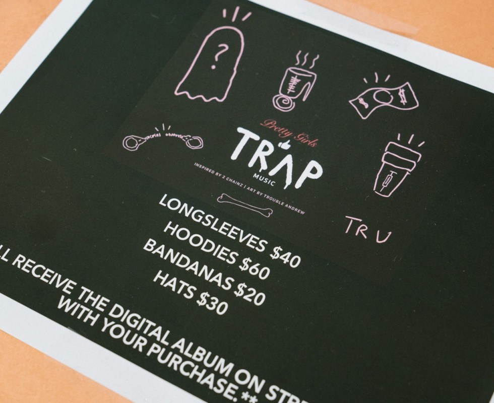 2 Chainz New 'Pretty Girls Like Trap Music' Pop-Up Hits NYC