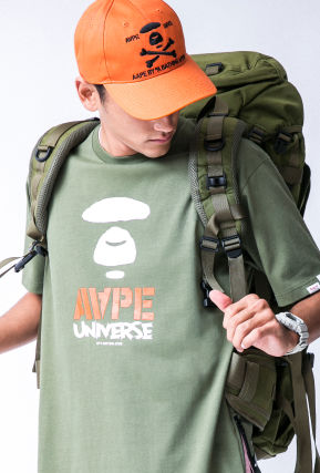 AAPE BY A BATHING APE SUMMER 2017 COLLECTION