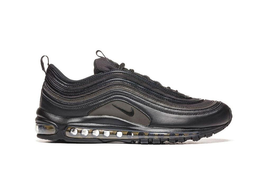 "Nike's Air Max 97 - ""Triple Black"""