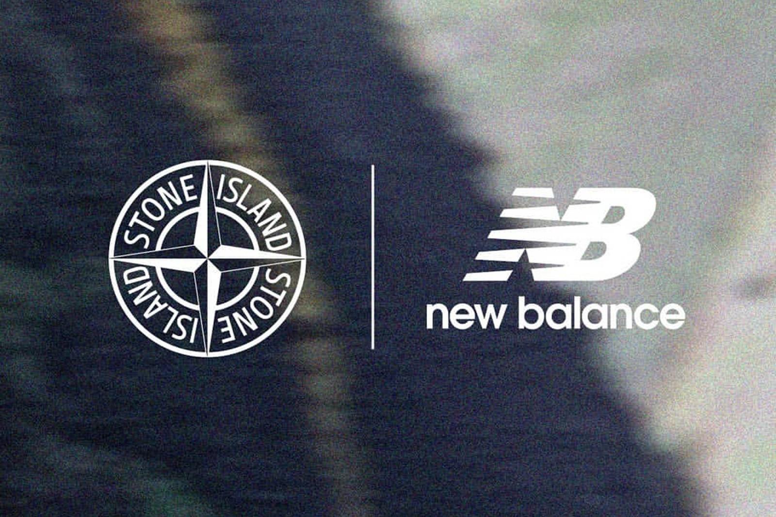 STONE ISLAND and NEW BALANCE