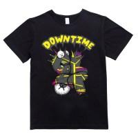 "CLOT x OriginalFake KAWS ""DOWN TIME"" T-shirt"