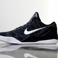 "Nike Kobe 9 Elite Low HTM ""Black"""