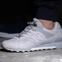 "New Balance Made in UK M577FW ""Light Grey"""