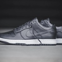 NikeLab Dunk Low With Monochromatic Finish