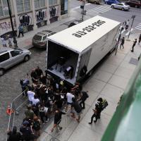 ALEXANDER WANG x ADIDAS ORIGINALS - NYC POP-UP TRUCK