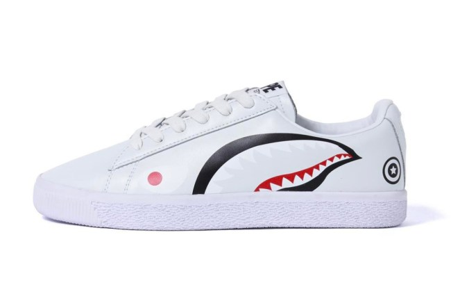 BAPE Shows Us More Footwear for 2017 Spring/Summer