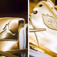 The Air Jordan 31 Gol