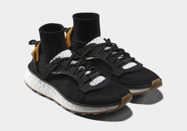 ALEXANDER WANG'S FIRST ADIDAS BOOST SNEAKER DROPS THIS WEEK