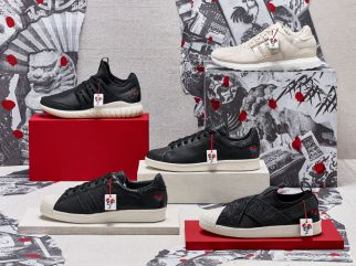 """ADIDAS ORIGINALS' """"YEAR OF THE ROOSTER"""" PACK"""