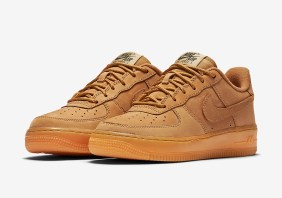 """NIKE PLANS TO DROP THE AIR FORCE 1 LOW """"FLAX"""""""