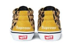 Supreme x Vans 2017 Spring/Summer Collection