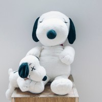 Look at the KAWS x 'Peanuts' x Uniqlo UT Collection