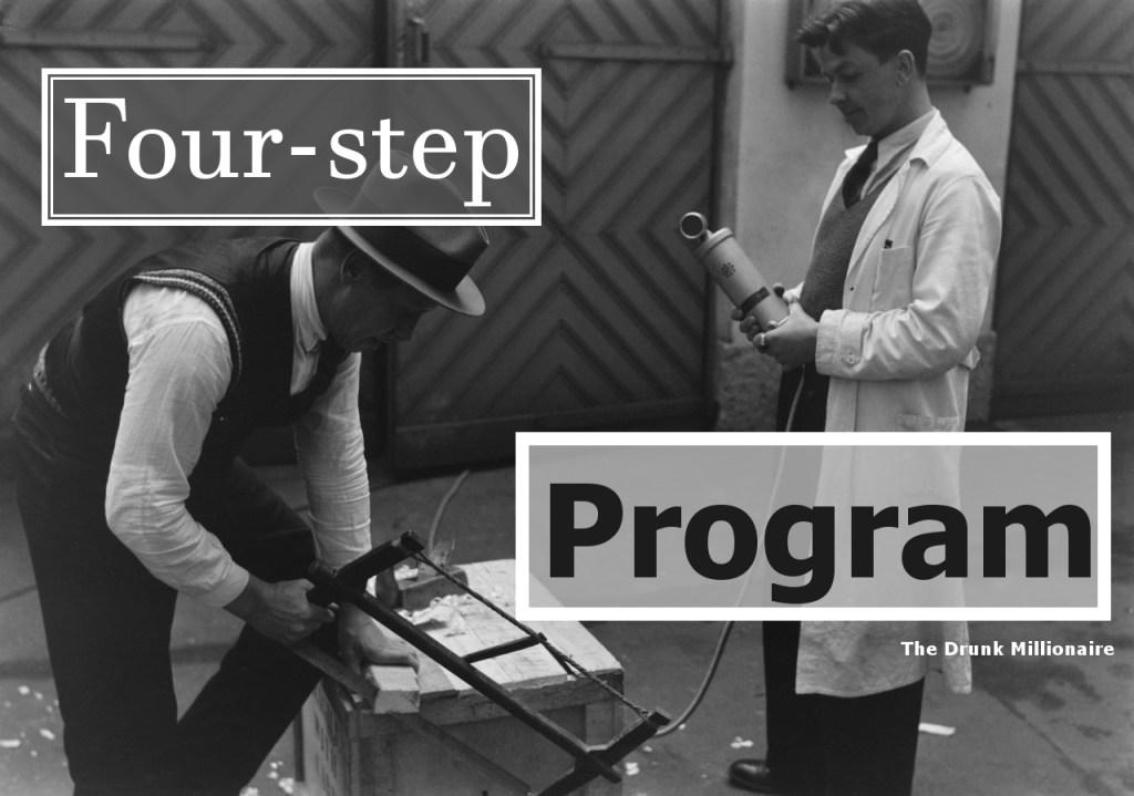 4 Step Program