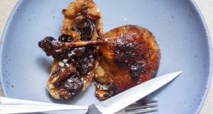 Dry Aged Duck Leg Recipe with Sweet Fruit, dry aged duck, dubai, uae, dry aged meats