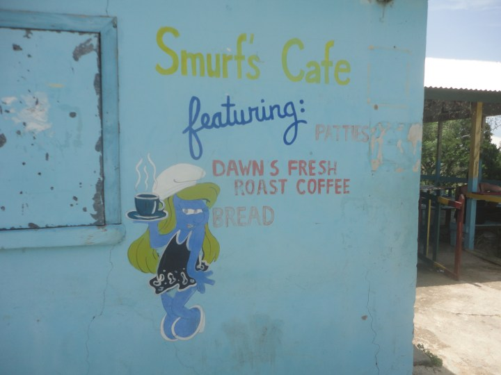 Smurf's Cafe